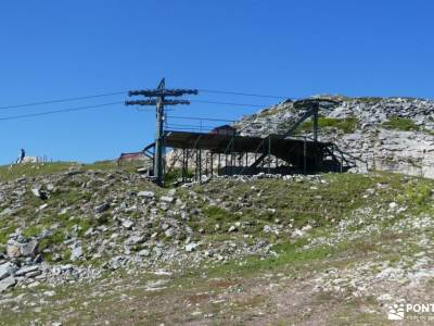 Sierra de Peña Labra-Alto Campoo; senderismo vip programa de actividades senderismo mejor calidad